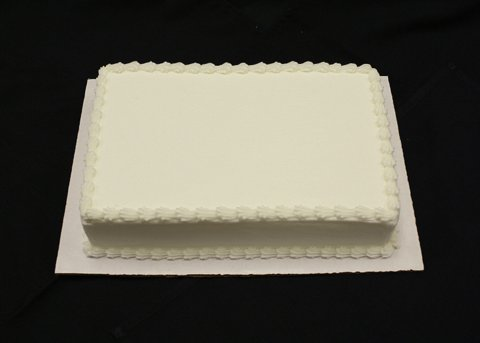 Design Your Own Sheet Cake : Dining Services Miami University