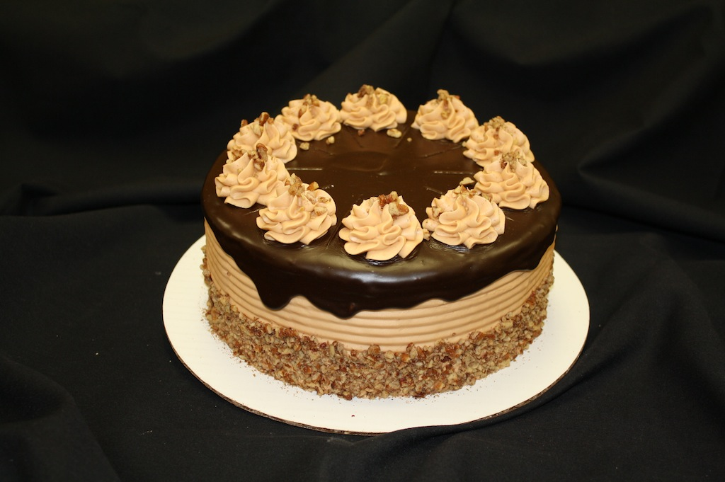 Chocolate Pecan Caramel Torte Recipes — Dishmaps